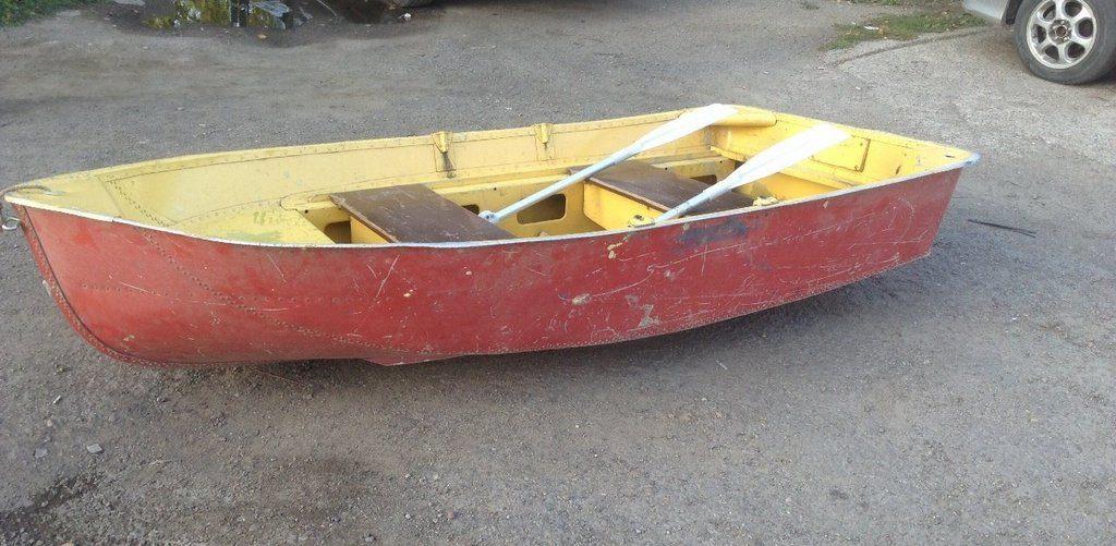 Лодка ерш своими руками 19
