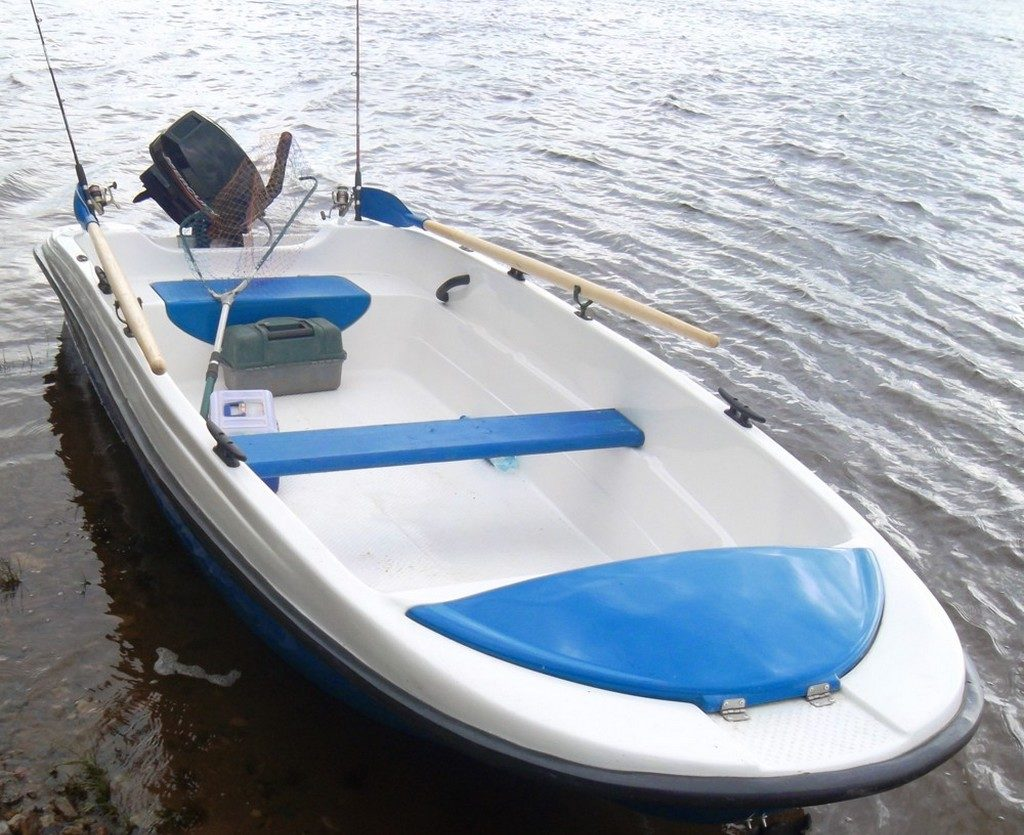 Стеклопластиковые лодки
