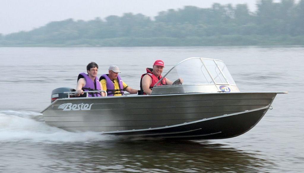 Алюминиево-магниевые лодки
