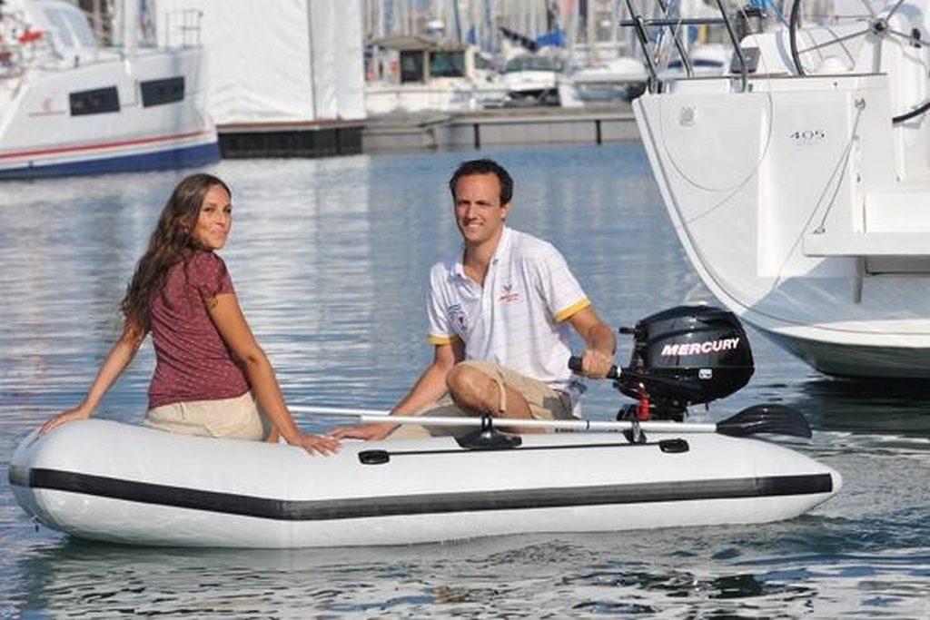 "Лодка ПВХ ""Quickline"""