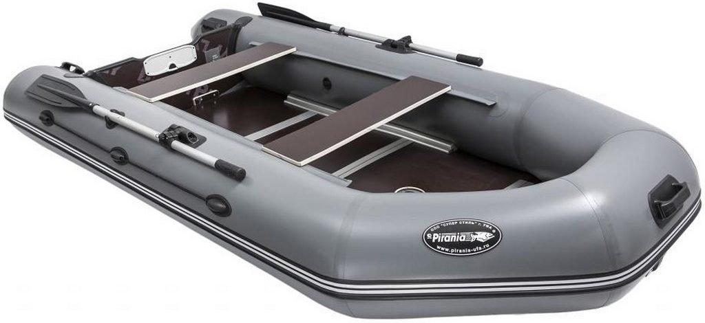 Надувная лодка из ПВХ Quickline 290 и 320