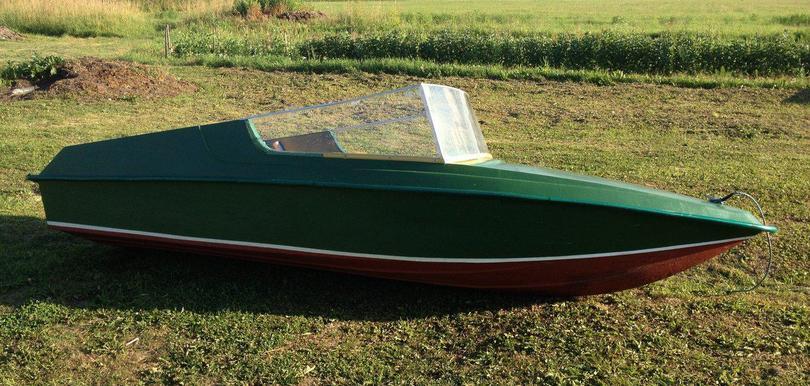 Лодка Афалина