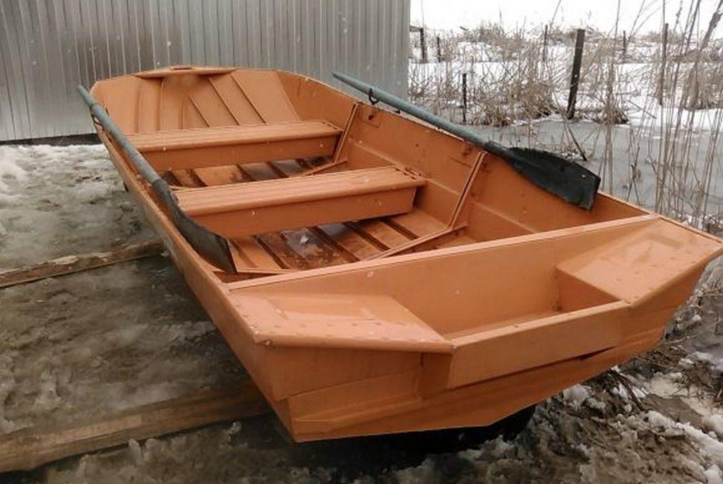 """Моторная лодке """"Автобот"""""""