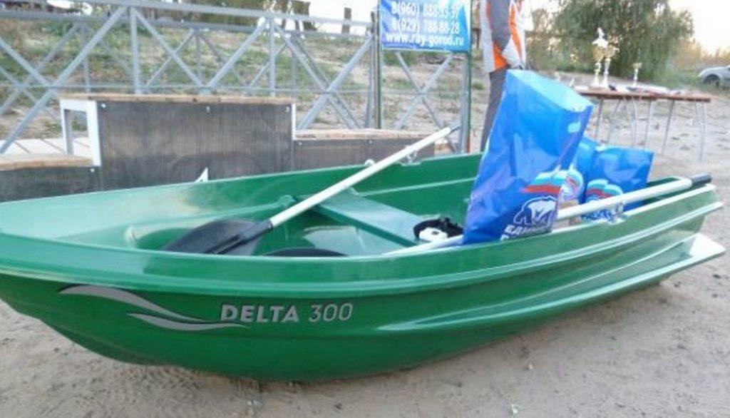 """Лодка """"Дельта-300"""""""