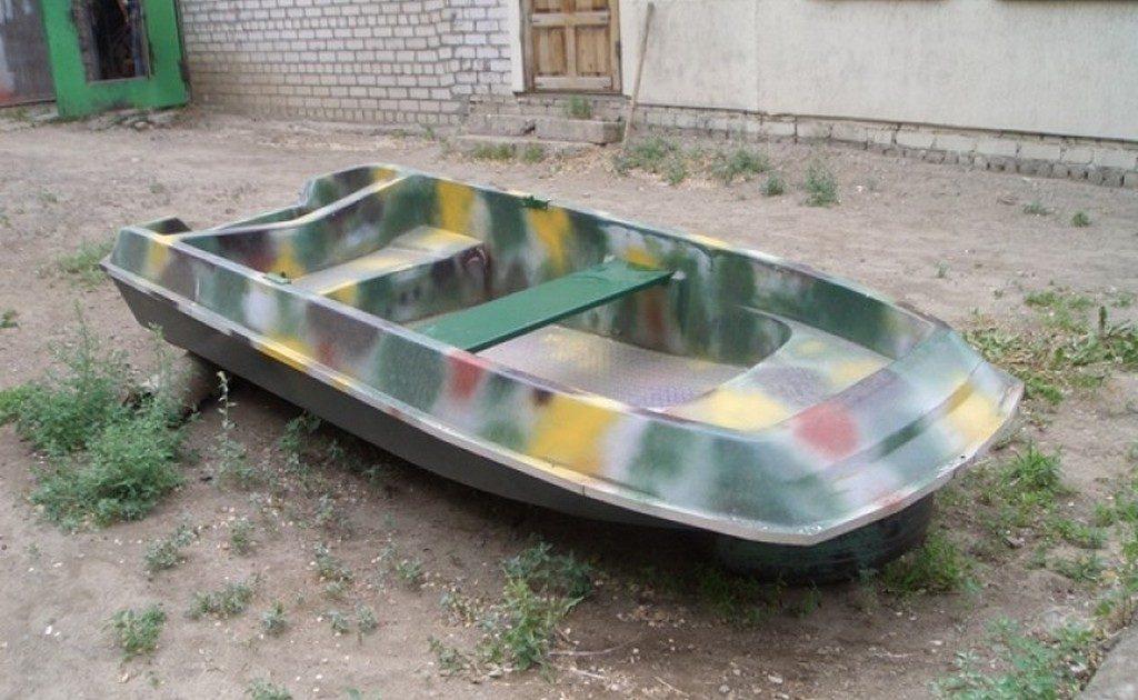 """Лодка """"Дельта-330"""""""