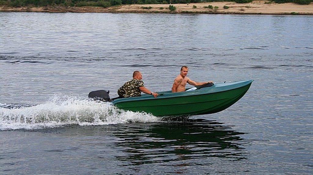 """Лодка """"Дельта-360"""""""