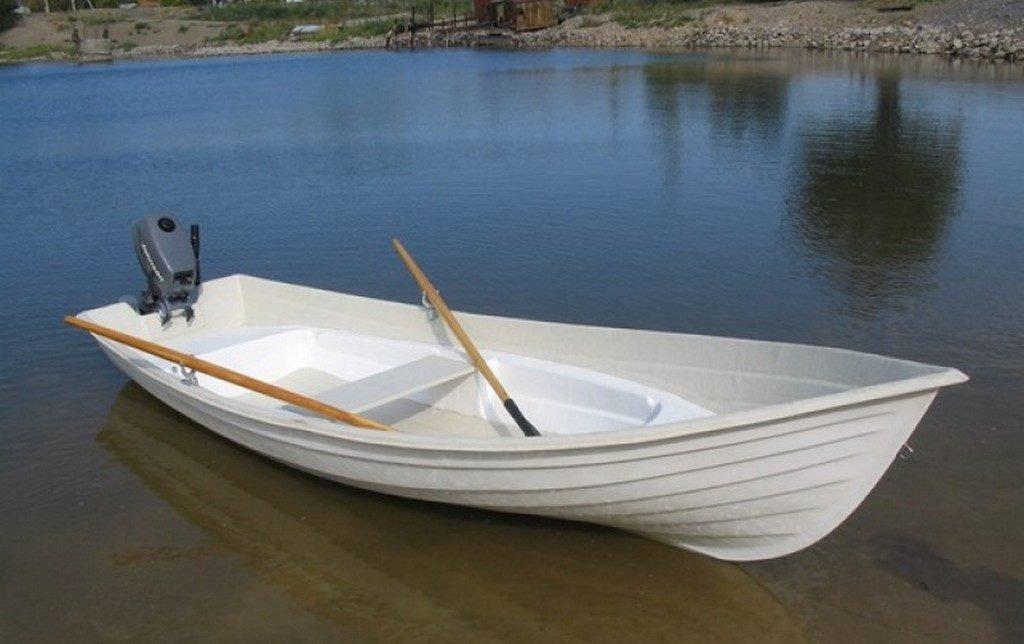 """Лодка """"Дельта-430"""""""