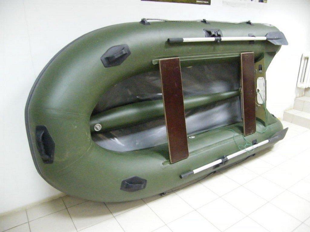 Лодки ПВХ Кама К-300