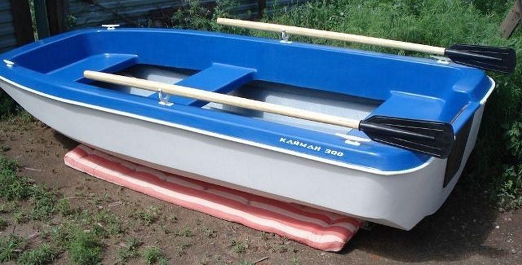 Лодка Кайман 300