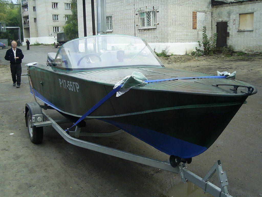 """Лодка """"Казанка 2М"""""""