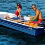Складная лодка Кейс