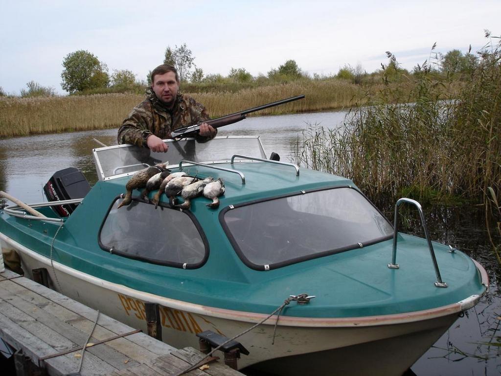 Лодка «Ладога-2»