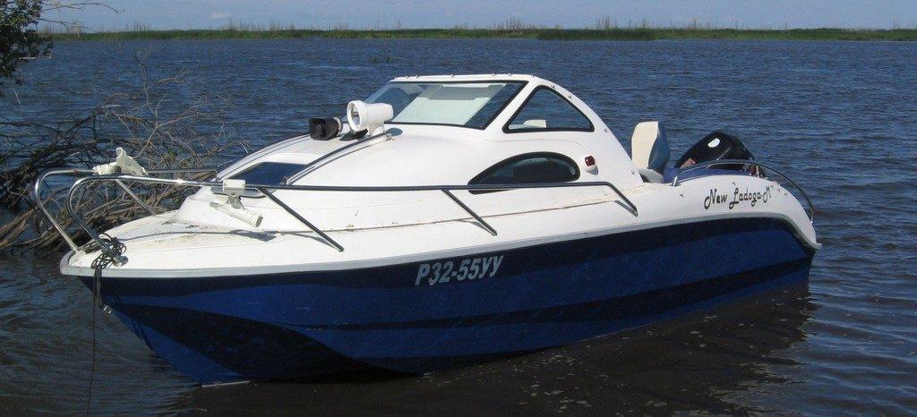 Лодка «Ладога-М»