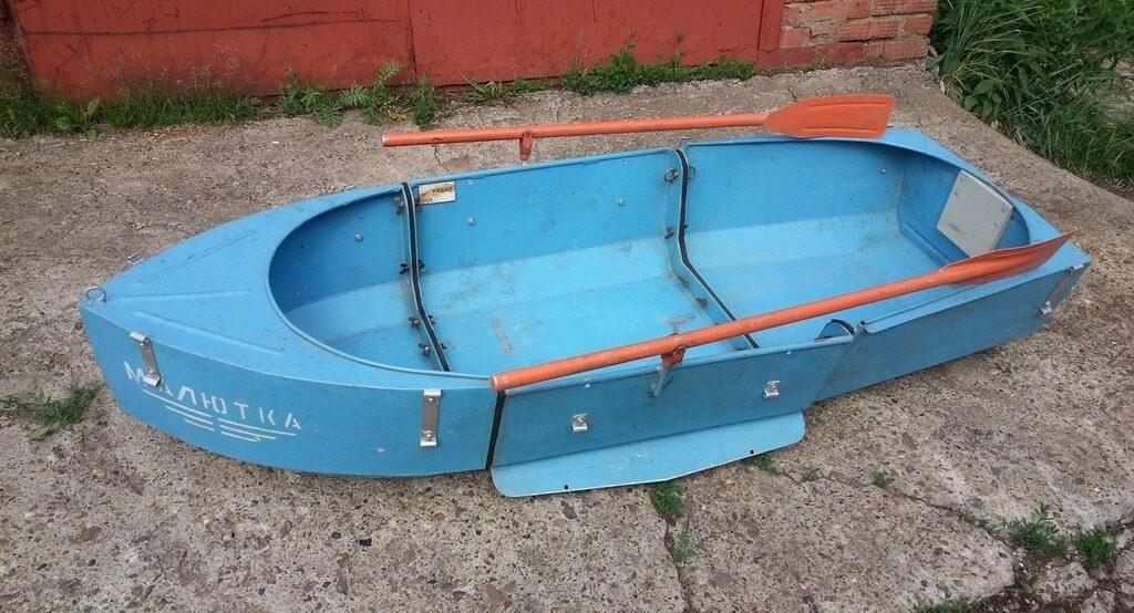 Моторная лодки «Малютка»