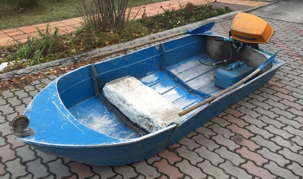 Лодка «Малютка 2»