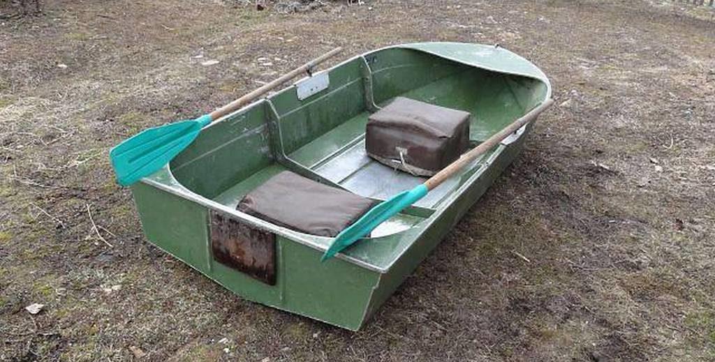 Моторная лодка «Малютка 2»