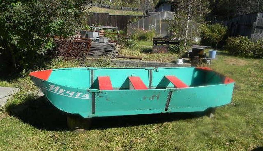 Раскладная лодка «Мечта»