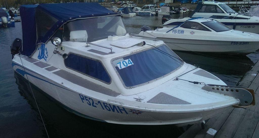Москва-2 лодка