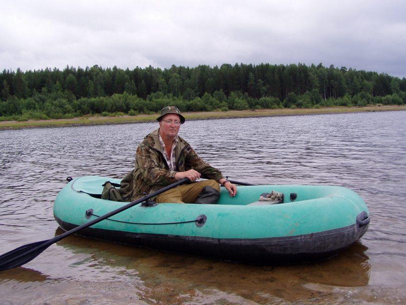 Лодка надувная Вега 2