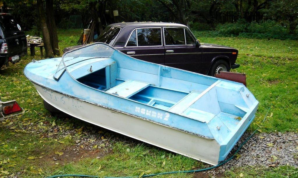 """Лодка """"Неман-2"""""""