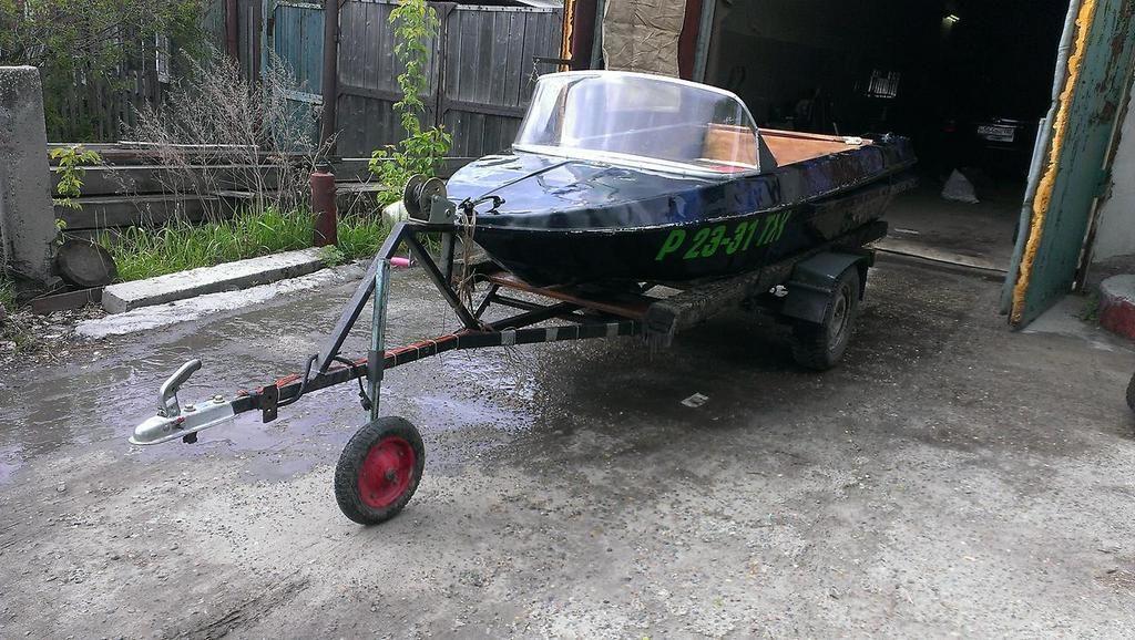 """Лодка """"Неман-1"""""""
