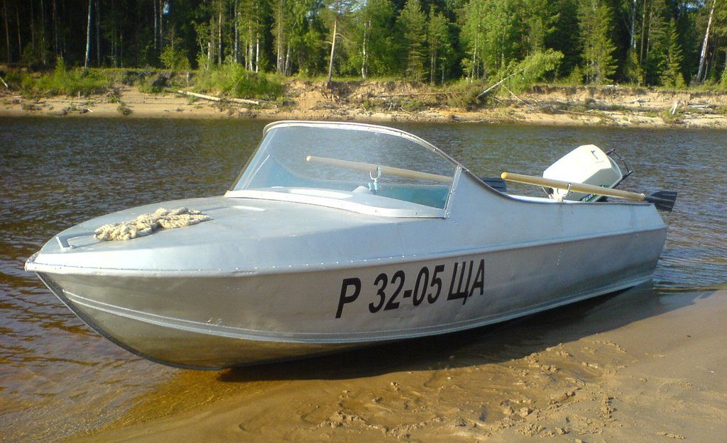 """Лодка """"Неман 2"""""""