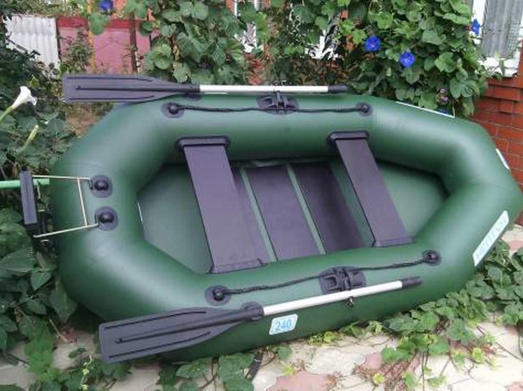 Лодка «Нептун 240»