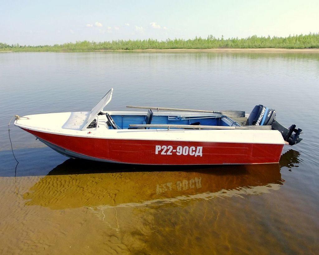 """Лодка """"Ока-4"""""""