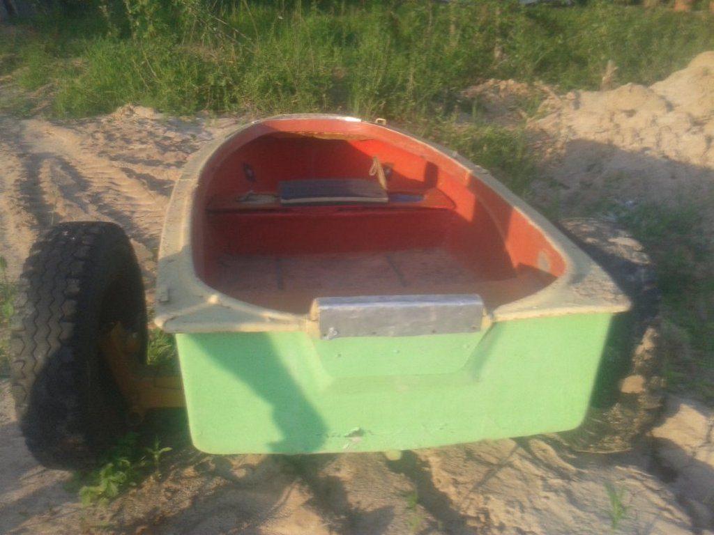 Фото лодки