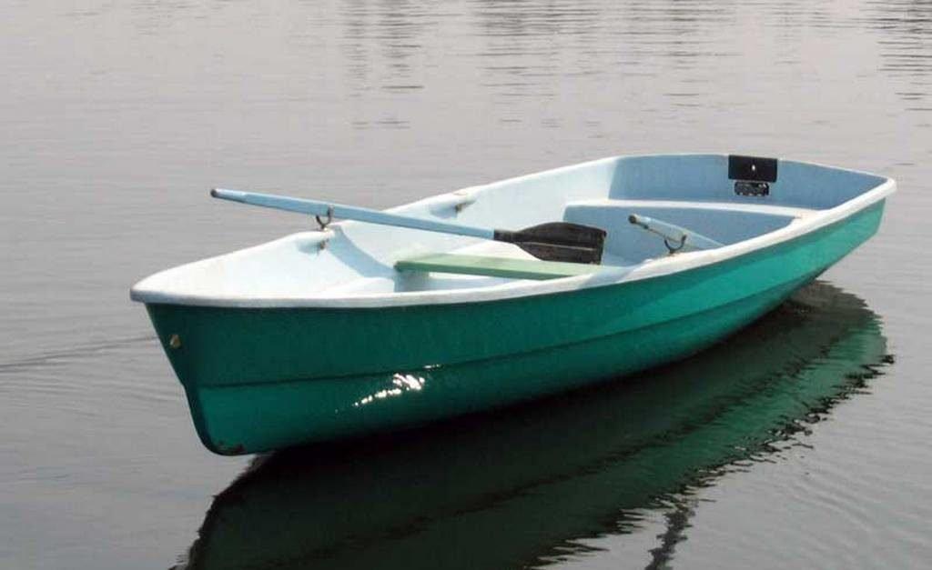 Моторная лодка Пелла-фиорд