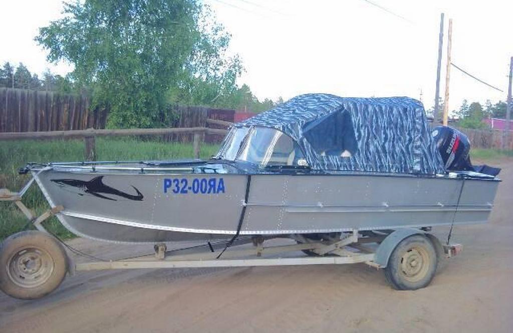 Лодка «Прогресс-3М»