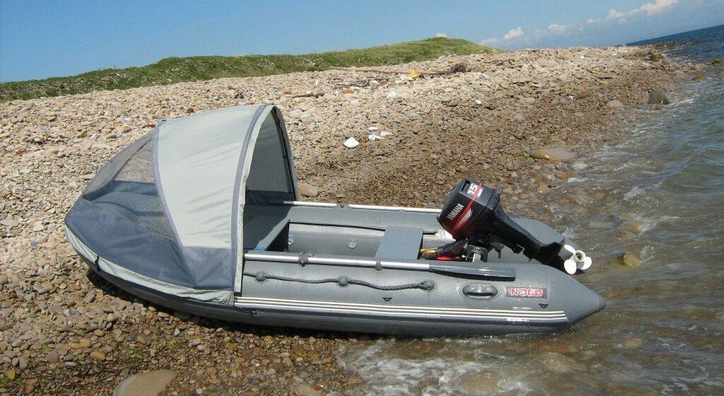 """Надувная лодка """"Кайман N-360"""""""