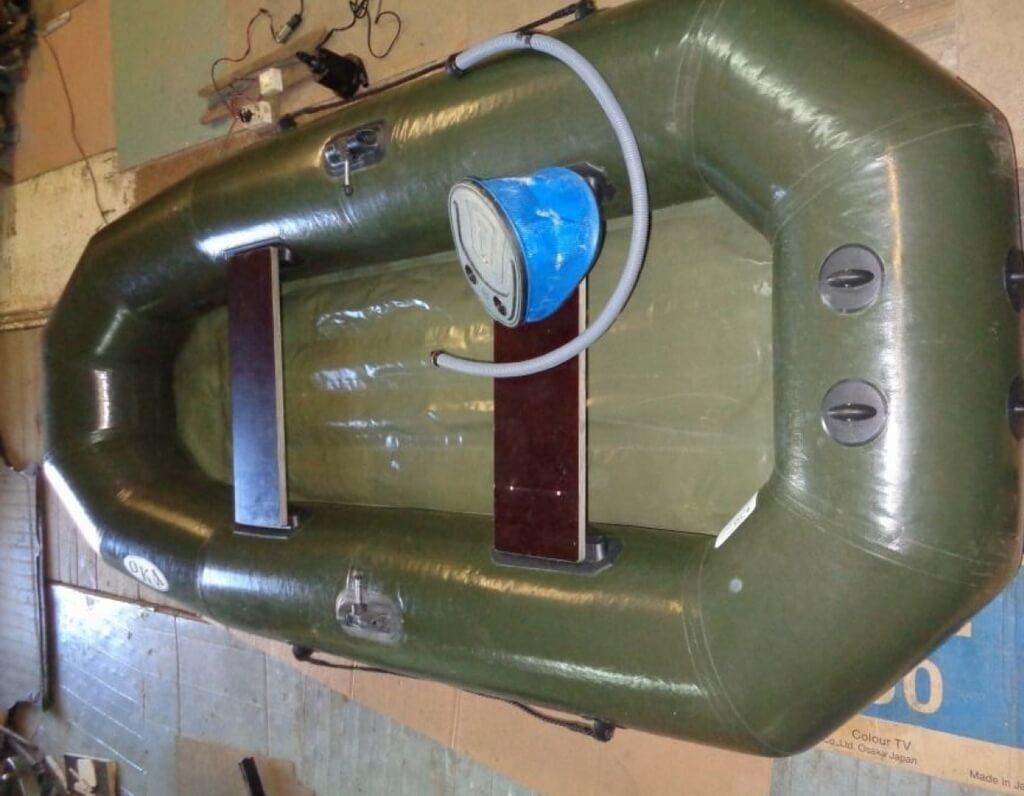 Лодка «Ока»