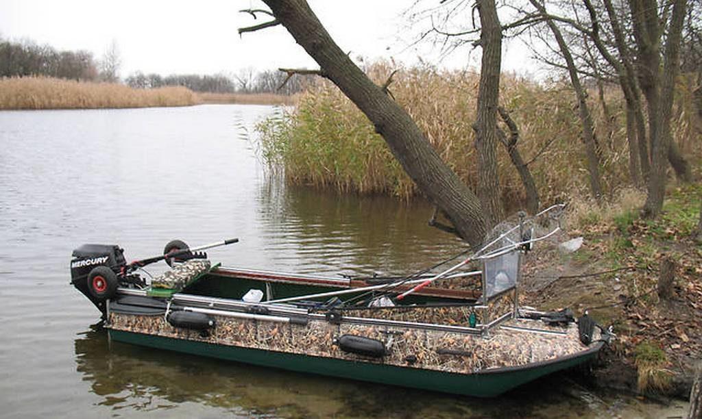 Моторная лодка «Романтика 2»