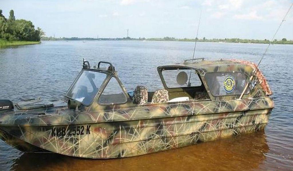 """Моторная лодка """"Сарепта"""""""