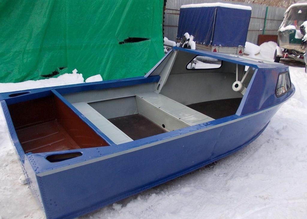 Лодка «Серебрянка»
