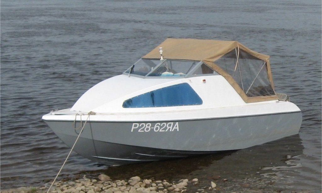 Лодка «Север 520»