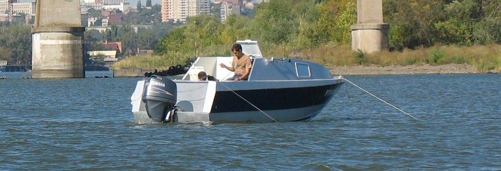 """Лодка """"Север 600"""""""