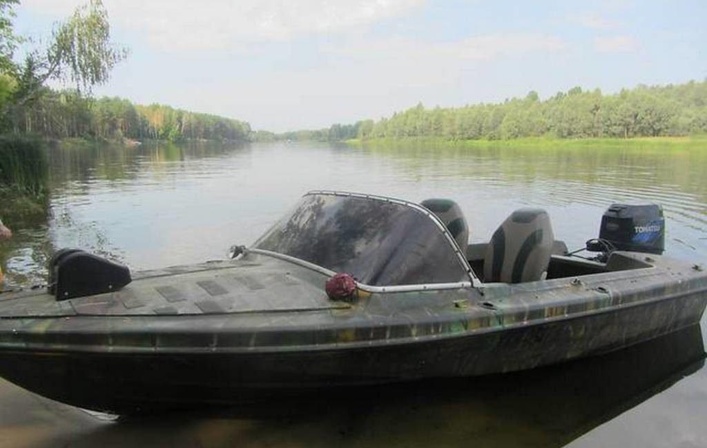 """Моторная лодка """"Вега"""""""
