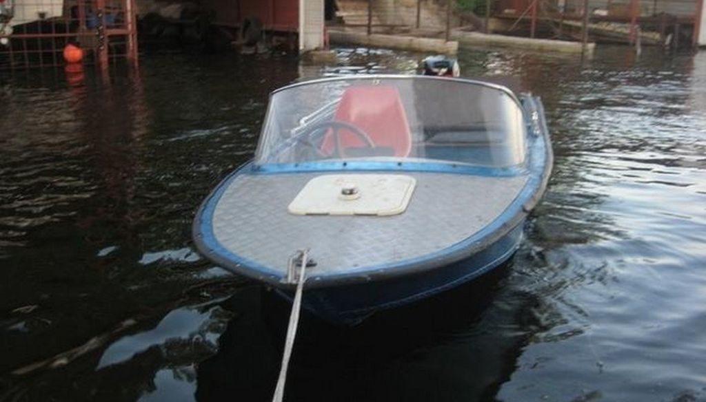 Алюминиевая лодка «Вега»