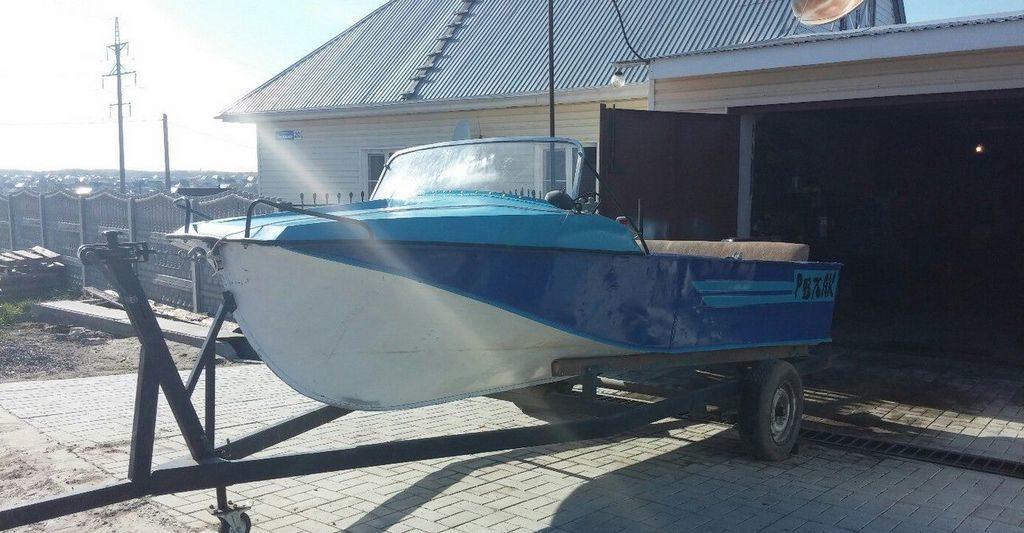 Моторная лодка «Воронеж М»