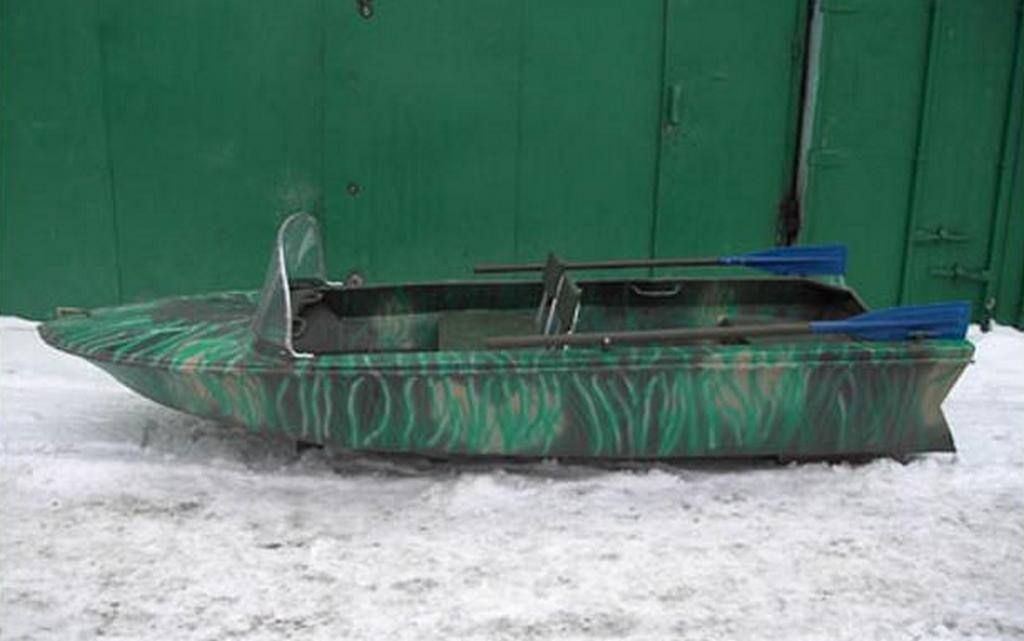 Лодка «Янтарь»