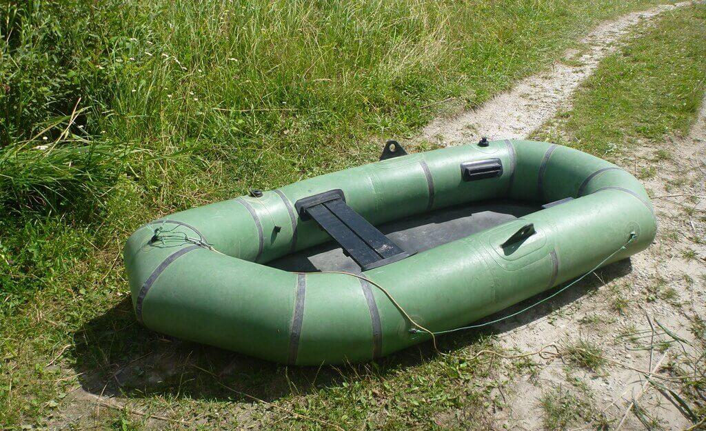 Лодка Язь-2