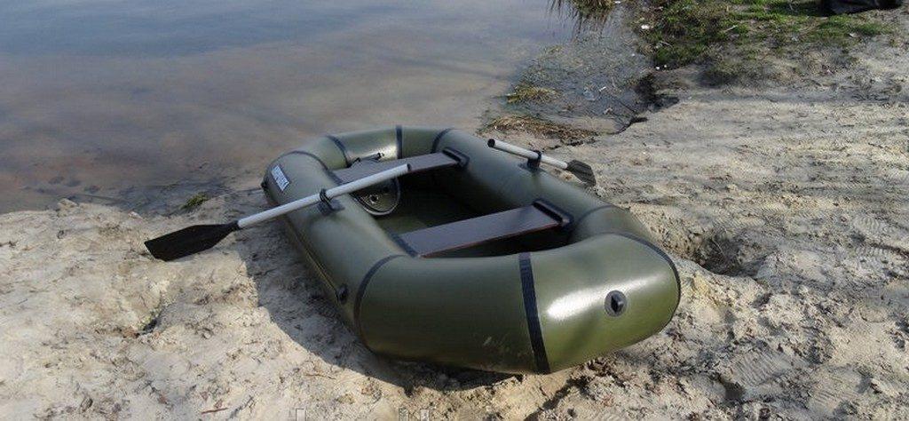"""Лодка ПВХ """"Язь-2"""""""