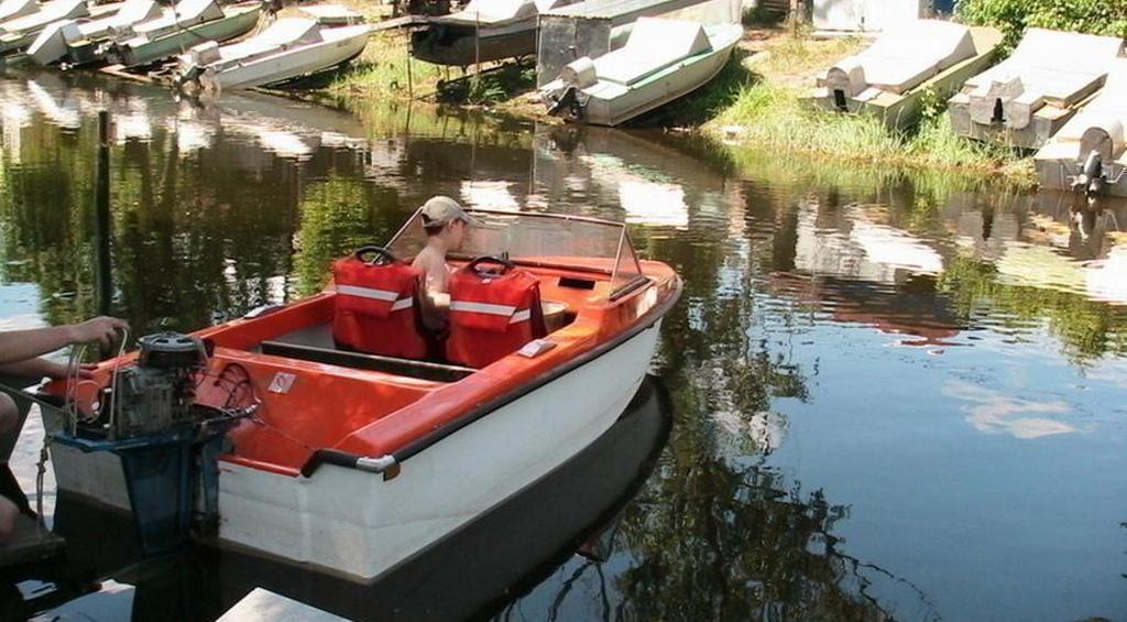 Лодка Юг