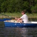 Лодки Онего