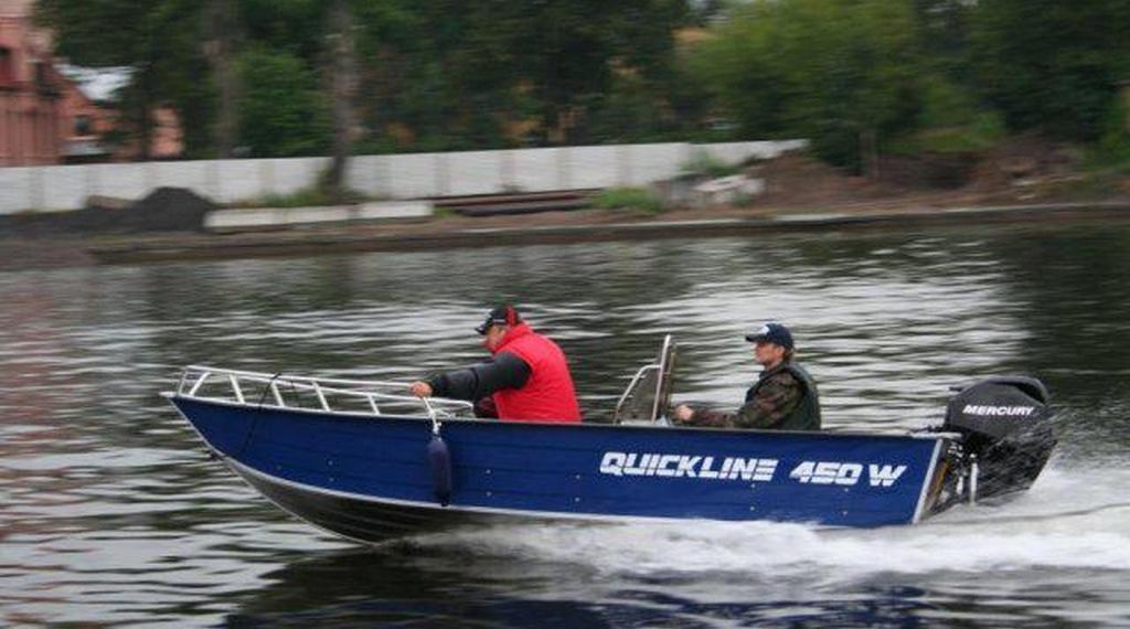 """Лодка """"Quickline"""""""