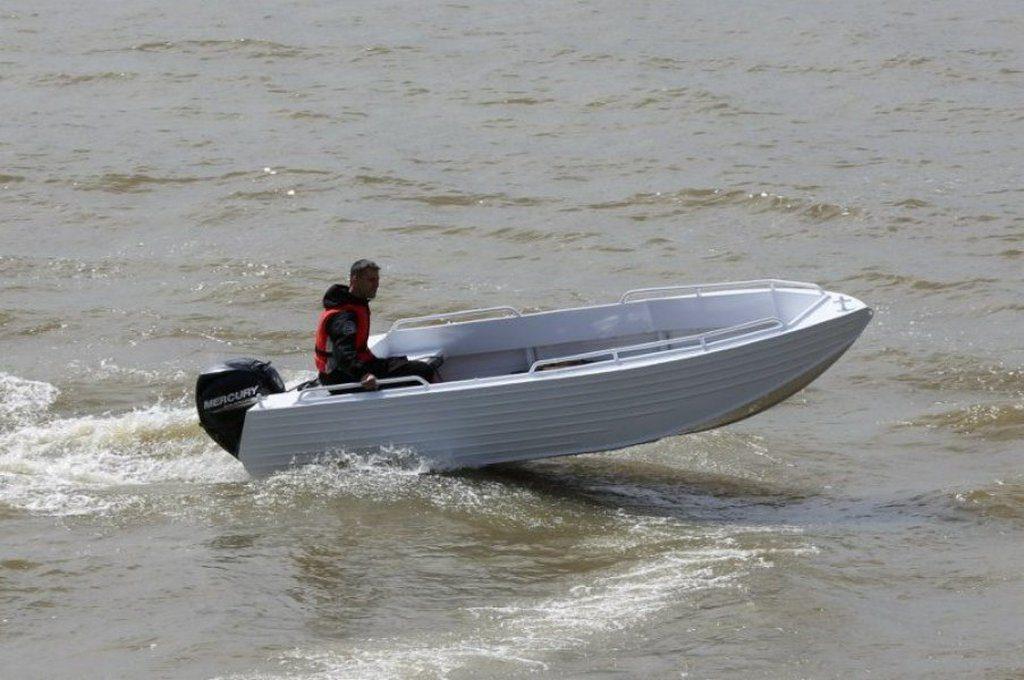 "Лодка ""Trident 450"""