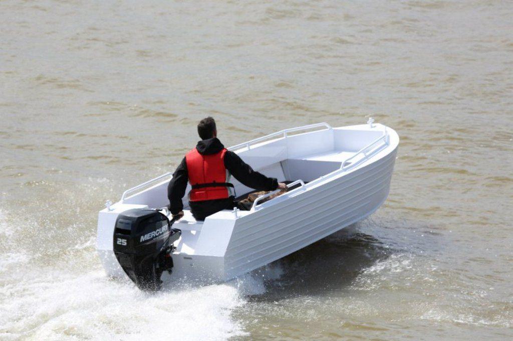 "Моторная лодка ""Trident 450"""