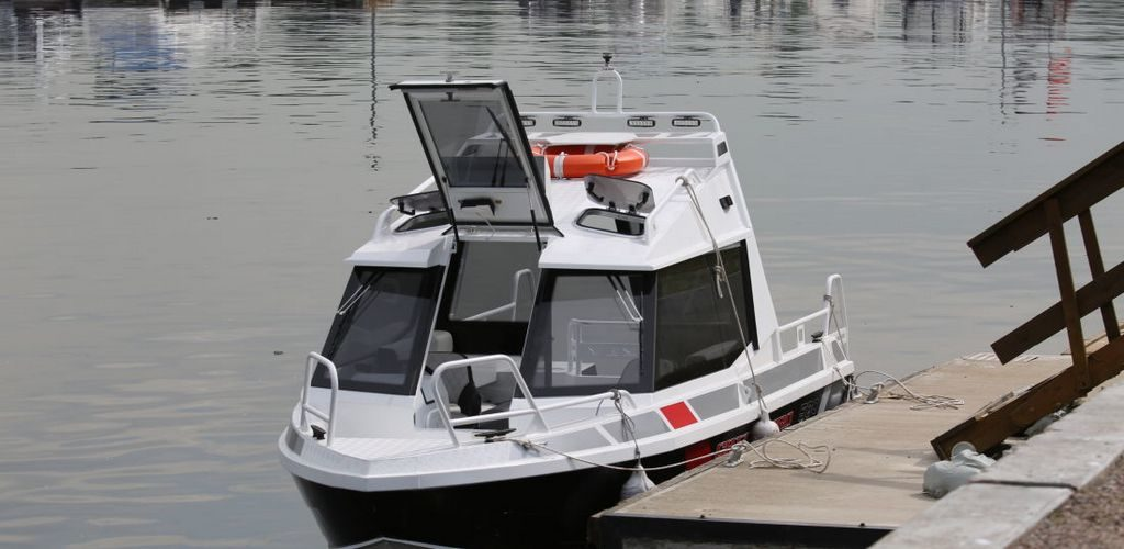 Катер Grizzly 580 HT